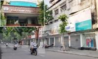 Cận cảnh loạt đất 'vàng' sử dụng sai mục đích ở Hà Nội