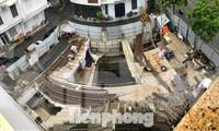 Thanh tra Chính phủ vào cuộc vụ cấp phép 4 tầng hầm cho nhà riêng lẻ