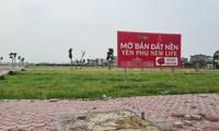 Bắc Ninh yêu cầu kiểm tra loạt dự án bất động sản phân lô bán nền trái phép.