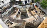 Hà Nội báo cáo Thủ tướng vụ cấp phép nhà riêng lẻ 4 tầng hầm
