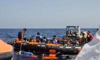 Những người sống sót trên tàu hải quân Italy