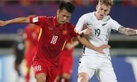 U20 Việt Nam chơi tốt hơn U20 New Zealand ở trận đấu tối 22/5.