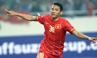 Ở tuổi 33, Anh Đức vẫn được triệu tập trở lại vào đội tuyển Việt Nam.