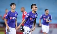 Nguyễn Quang Hải (CLB Hà Nội) là một trong những tài năng trẻ xuất sắc của bóng đá Việt Nam hiện nay.