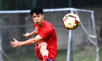 Công Phượng có tên trong danh sách tập trung đội tuyển U23 Việt Nam chuẩn bị cho VCK U23 châu Á 2018.