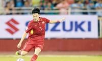 Lương Xuân Trường là một trong những cầu thủ được yêu mến nhất của HAGL và đội tuyển Việt Nam.