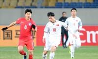 Công Phượng và các đồng đội đã có một trận đấu đẹp trước U23 Hàn Quốc.