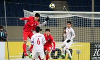 HLV Park Hang Seo muốn U23 Việt Nam sữa chữa các sai sót ở hàng phòng ngự khi gặp U23 Úc.