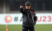 HLV Park Hang Seo sẽ có đấu pháp thích hợp để U23 Việt Nam thắng Syria?