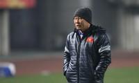 HLV Park Hang Seo liệu sẽ cho U23 Việt Nam chơi tấn công trước Syria?
