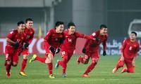 U23 Việt Nam vừa gây chấn động khi đánh bại Iraq để vào bán kết VCK U23 châu Á 2018.