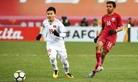 Quang Hải nghẹn lời sau chiến thắng của U23 Việt Nam