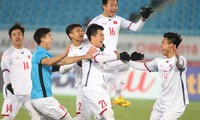 U23 Việt Nam đang gây sốc tại giải U23 châu Á 2018 khi giành vé vào chung kết.