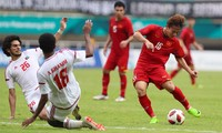 Thất bại trước UAE trong trận tranh HCĐ Asiad 2018, ở góc độ nào đó tốt cho bóng đá Việt Nam.