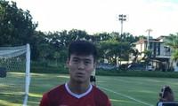 Trung vệ Duy Mạnh tự tin tuyển Việt Nam sẽ giành chiến thắng trước Philippines.