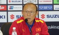 HLV Park Hang Seo muốn đội tuyển Việt Nam tập trung tối đa cho trận đấu với Philippines ngày 6/12.