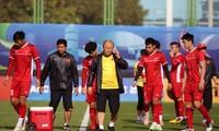 HLV Park Hang Seo sẽ có cơ hội đối đầu với người Thái ở cấp độ ĐTQG.