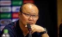 Chủ tịch VFF Lê Khánh Hải cho biết VFF sẽ sớm đàm phán thành công để gia hạn hợp đồng với HLV Park Hang Seo.