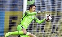 Filip Nguyễn được chờ đợi sẽ là sự bổ sung tốt cho khung thành đội tuyển Việt Nam.