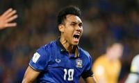 Vắng Teerasil Dangda sẽ là một tổn thất với đội tuyển Thái Lan.