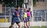 Không có nhiều cơ hội để các cầu thủ Việt Nam rèn luyện trong môi trường bóng đá chuyên nghiệp châu Âu.