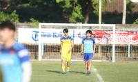 Nguyễn Tuấn Anh đang có sự trở lại ấn tượng trong màu áo đội tuyển Việt Nam.