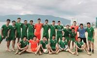 CLB bóng đá Hạng nhất Bình Định (ảnh FC Bình Định).