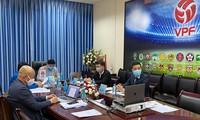 V-League 2020 tiếp tục hoãn vì diễn biến dịch COVID-19.