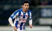 Bình luận viên Vũ Quang Huy cho rằng Văn Hậu nên tiếp tục ở lại Heerenveen để rèn tài.