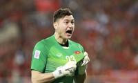 HLV Park Hang Seo có thể mất Đặng Văn Lâm ở AFF Cup 2020.