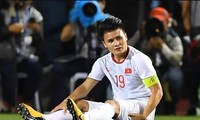 Quang Hải có thu nhập khủng từ quảng cáo sau khi thi đấu nổi bật ở VCK U23 châu Á 2018.