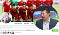 Bình luận viên Vũ Quang Huy tin sự cố bị hack facebook sẽ không ảnh hưởng tới phong độ của Quang Hải.