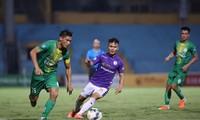 Sân Hàng Đẫy sẽ tiếp tục đóng cửa với khán giả ở trận Bán kết cúp Quốc gia Bamboo Airways 2020 giữa CLB Hà Nội với Tp Hồ Chí Minh ngày mai, 16/9. (ảnh Anh Tú)