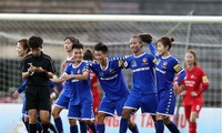 Phong Phú Hà Nam bị cầm hoà 3-3 trong ngày khai mạc giải bóng đá nữ VĐQG cúp Thái Sơn Bắc 2020.