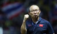 HLV Park Hang Seo có nhiệm vụ đưa đội tuyển Việt Nam vượt qua Vòng loại thứ 2 World Cup 2022.