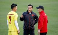 HLV Park Hang Seo đang hướng tới mục tiêu đưa đội tuyển Việt Nam vượt Vòng loại thứ 2 World Cup 2022.