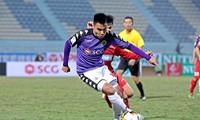 Phạm Đức Huy và các đồng đội ở CLB Hà Nội sẽ tập trung trở lại từ 17/2 để chuẩn bị cho LS V-League 2021.