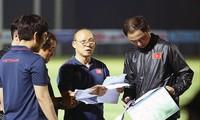 Đội tuyển Việt Nam sẽ tập trung ngày 5/8 tại Hà Nội để chuẩn bị cho Vòng loại thứ 2 World Cup 2022. (ảnh Nhật Đoành)