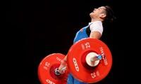 Thạch Kim Tuấn không thành công ở hạng cân 61kg, Olympic Tokyo 2020.