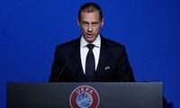 Chủ tịch Ceferin và UEFA đang thua trong cuộc chiến pháp lý với các CLB sáng lập Super League.