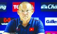 HLV Park Hang-seo sẽ tiếp tục gia hạn hợp đồng với VFF?