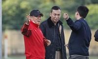 HLV Park Hang-seo có thể sớm bắt tay vào công việc chuẩn bị cho đội tuyển Việt Nam.