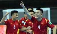 Đội tuyển futsal Việt Nam hướng tới một cột mốc mới trong lịch sử tham dự World Cup.