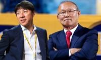 Báo Indonesia từng cho rằng ông Shin Tae-yong đẳng cấp hơn HLV Park Hang-Seo.