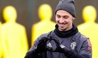 Ibrahimovic đi vào lịch sử Champions League