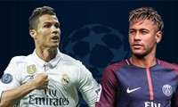 Ronaldo và Neymar săn kỷ lục ghi bàn ở Champions League