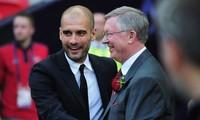 Pep Guardiola từng được Sir Alex Ferguson nhắm đến như ứng cử viên kế vị ông tại sân Old Trafford