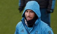 Thủ quân Real thoát án phạt của UEFA, sẵn sàng đối đầu Bayern