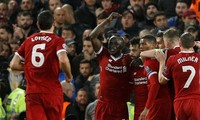 Salah rực sáng, Liverpool vùi dập Roma ở Champions League