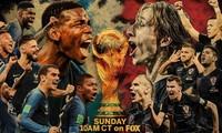 Tỷ lệ trận chung kết World Cup: Hiệp 1 khó nổ bàn thắng